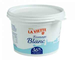 Fromage blanc 3,6% La Viette