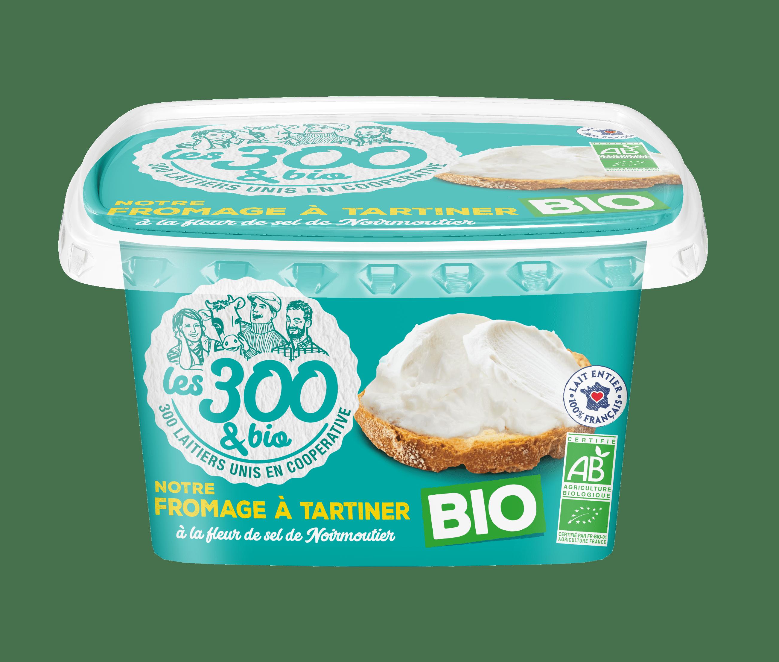 Tartinable de vache Bio 150 g Les 300&Bui
